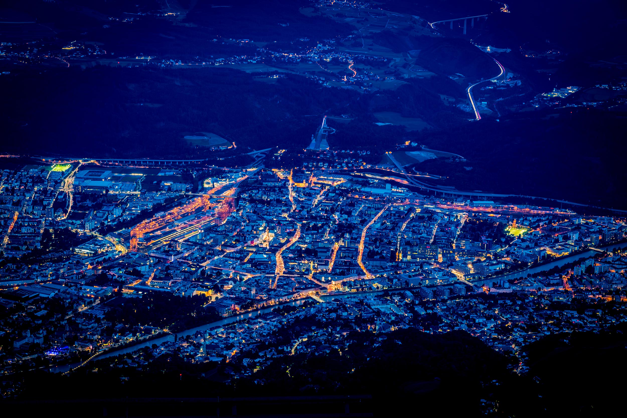 Innsbruck Nacht