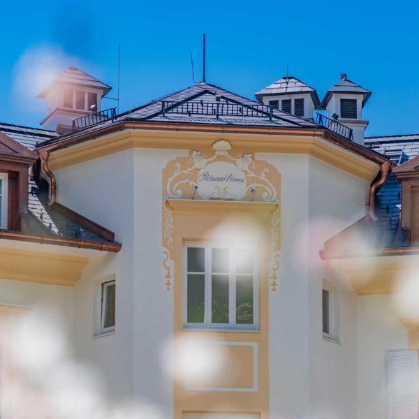 Palazzo Verena - Fassade