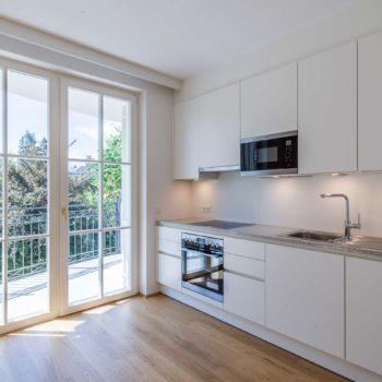 Garten Suite - Küche